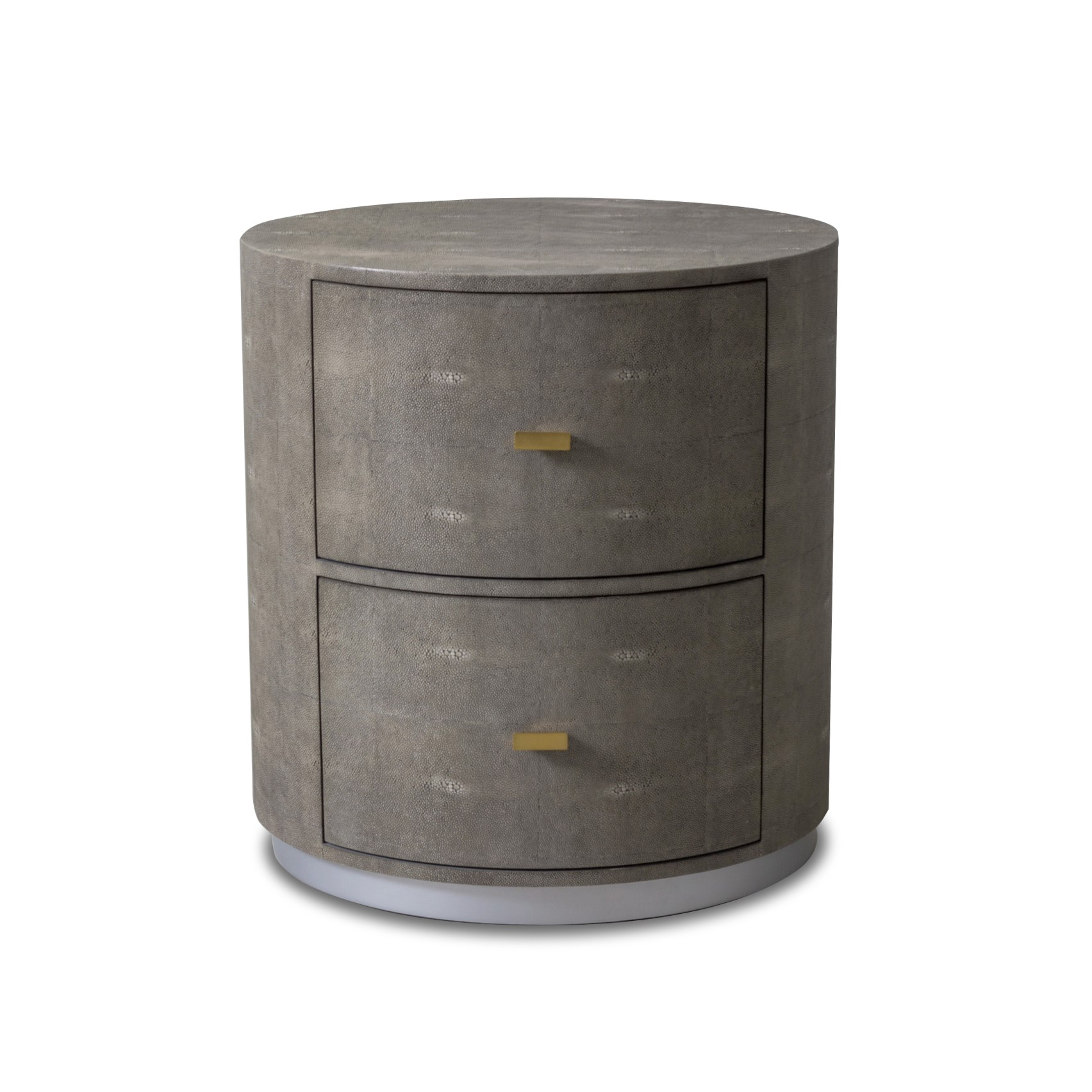 Custom Circular Cabinet